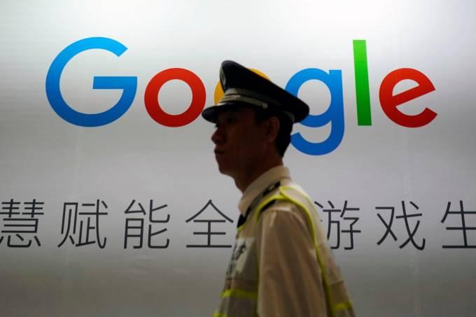 Google vai acatar censura para voltar à China, diz jornal oficial