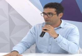 VEJA VÍDEO: Com discurso voltado para o fortalecimento econômico Henrique Maroja afirma: 'Precisamos fazer o dinheiro circular nas comunidades locais'