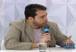 VEJA VÍDEO: Iago Sarinho avalia crescimento das políticas públicas para a juventude na Paraíba