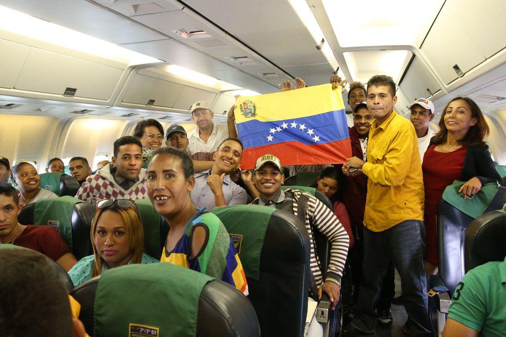 imigrantes venezuelanos paraíba - Imigrantes venezuelanos serão enviados para a Paraíba nesta terça-feira