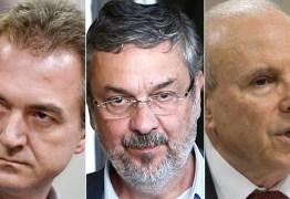 OPERAÇÃO BULLISH: PF indicia Joesley, Palocci, Mantega e mais 4 em inquérito sobre JBS e BNDES