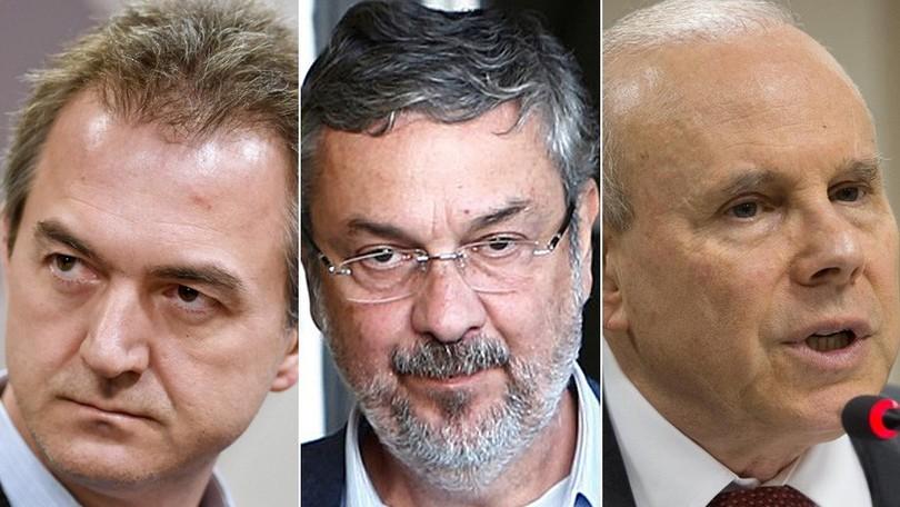 joesley palocci mantega - OPERAÇÃO BULLISH: PF indicia Joesley, Palocci, Mantega e mais 4 em inquérito sobre JBS e BNDES