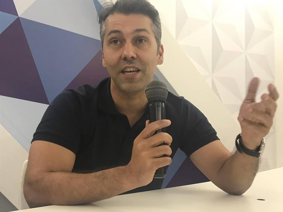leonardo gadelha pré candidato deputado federal master news - DEMOCRATICAMENTE: Leonardo Gadelha explica como o PSC decidirá com quem fica - Veja Vídeo