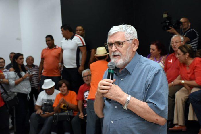 luiz couto - 'As pessoas sabem que João conhece profundamente a Paraíba', Luiz Couto afirma que socialista é o único capaz de levar a Paraíba adiante