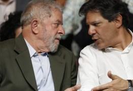 PESQUISA IBOPE: imprensa nacional destaca aumento do potencial de transferência de votos de Lula para Haddad