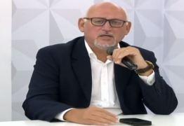 Marcos Henriques comenta momento da política paraibana após candidatura de Luiz Couto, 'as outras chapas já estão tremendo na base'