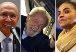 OUÇA: Meirelles para momentos de desespero, Lula dá jeito na crise e Marina fala em pão em jingles da campanha