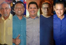 IBOPE NO AMAPÁ: Capiberibe lidera com 33%; Waldez Góes tem 26% e Davi Alcolumbre, 20%