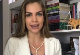 'Tese de inelegibilidade não passa de fake news', afirma Pâmela Bório