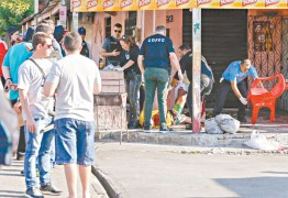 Ordem para matar três policiais militares teria partido de dentro de presídio