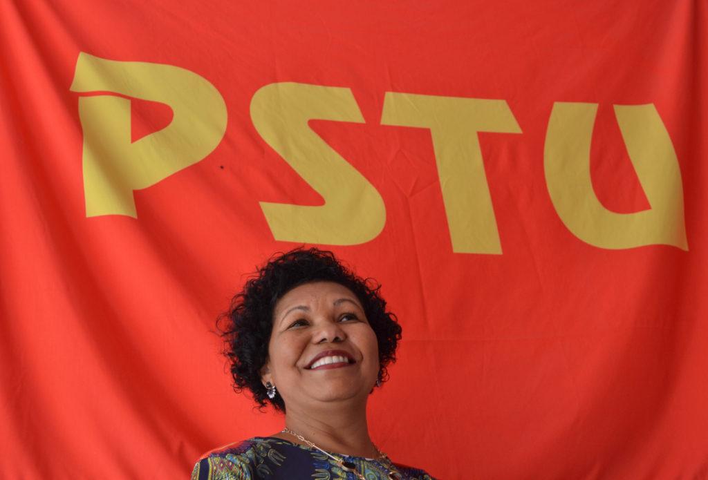 pstu - Vera Lúcia do PSTU é a 2ª a registrar candidatura à presidência da República