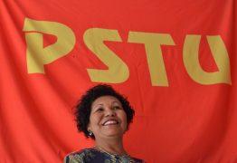 Vera Lúcia do PSTU é a 2ª a registrar candidatura à presidência da República