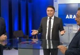 DEBATE NA ARAPUAN: em discussão livre, Maranhão diz que Lucélio tem propostas 'antiquíssimas' para a Granja Santana