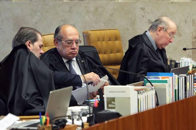 stf 3 - Ação popular pede suspensão de aumento de salário de ministros do STF
