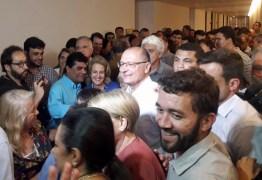 Em campanha no Rio, Alckmin promete priorizar segurança e criar Guarda Nacional
