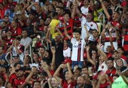 Partida entre Flamengo e Ceará já tem 49 mil ingressos vendidos