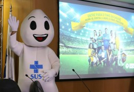 ZÉ GOTINHA VOLTOU: mascote é resgatado para incentivar pais a vacinarem seus filhos