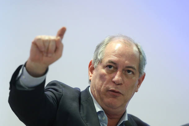 1535046927367 - Ciro ataca Bolsonaro, xinga Doria e diz que não é 'vesgo à esquerda'