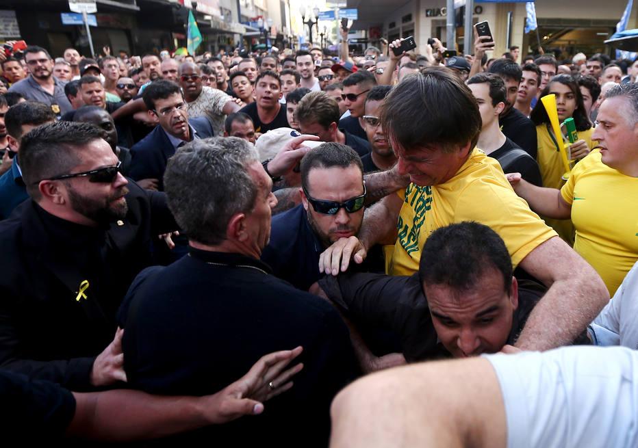 1536268960284 - Polícia Federal pede que investigação sobre atentado contra Bolsonaro tenha prazo estendido