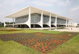 Presidência da República vai gastar R$ 6 milhões por ano com jardinagem