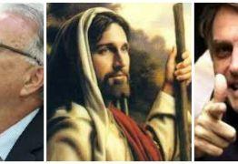 Pastor Estevam, Jair Bolsonaro, Jesus Cristo e a tortura – Por Silvio Osias