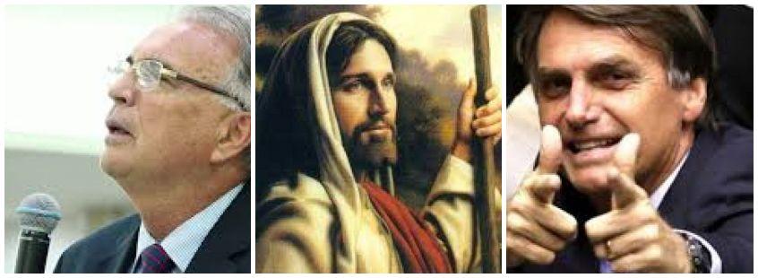 1537108586229001 - Pastor Estevam, Jair Bolsonaro, Jesus Cristo e a tortura - Por Silvio Osias