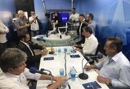 ACOMPANHE AO VIVO Debate da Rádio Arapuan com os candidatos ao Governo do estado