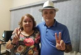 Vice prefeita de São José do Brejo do Cruz declara apoio à reeleição de Galego Souza