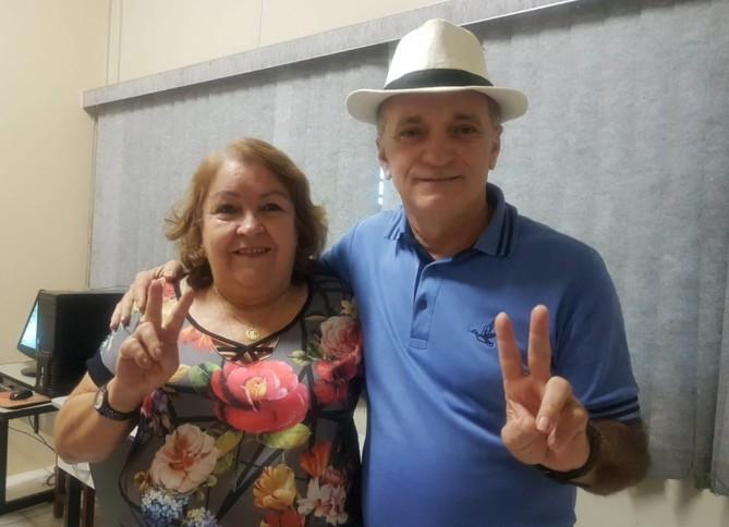 33 - Vice prefeita de São José do Brejo do Cruz declara apoio à reeleição de Galego Souza