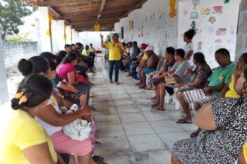 CAPS promove ações em alusão ao Setembro Amarelo em Conde