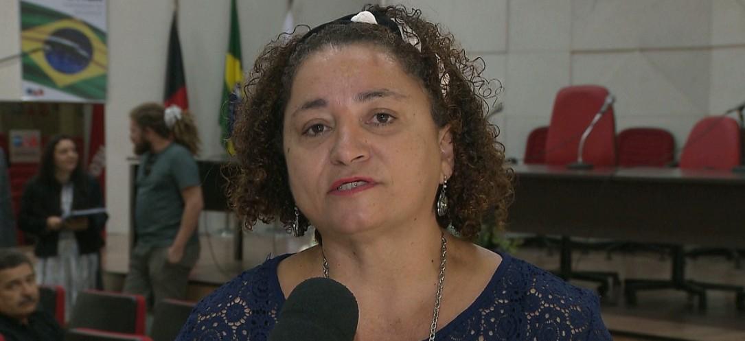 Capturar 38 - Rama Dantas participa de Fórum Nacional de Mulheres no Sintel-PB