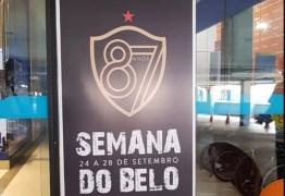 Botafogo-PB promove semana de eventos em comemoração ao aniversário de 87 anos do clube