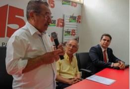 Candidato a governador do estado, Zé Maranhão se reúne com engenheiros e ouve reivindicações