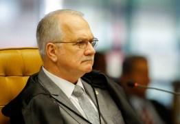 Edson Fachin nega suspensão de ações contra o ex-presidente Lula