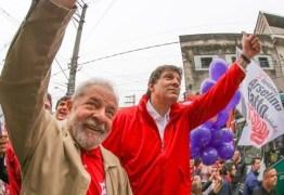 Lula indicará Haddad como seu substituto até terça-feira, diz Reuters