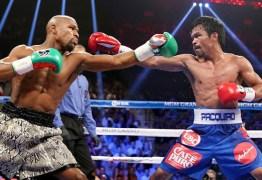 Floyd Mayweather desiste da aposentadoria e confirma revanche com Manny Pacquiao