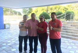 VOLTOU A CAMPANHA: Roberto Paulino recebe apoio da Associação de Cabos e Soldados da Paraíba – VEJA VIDEO