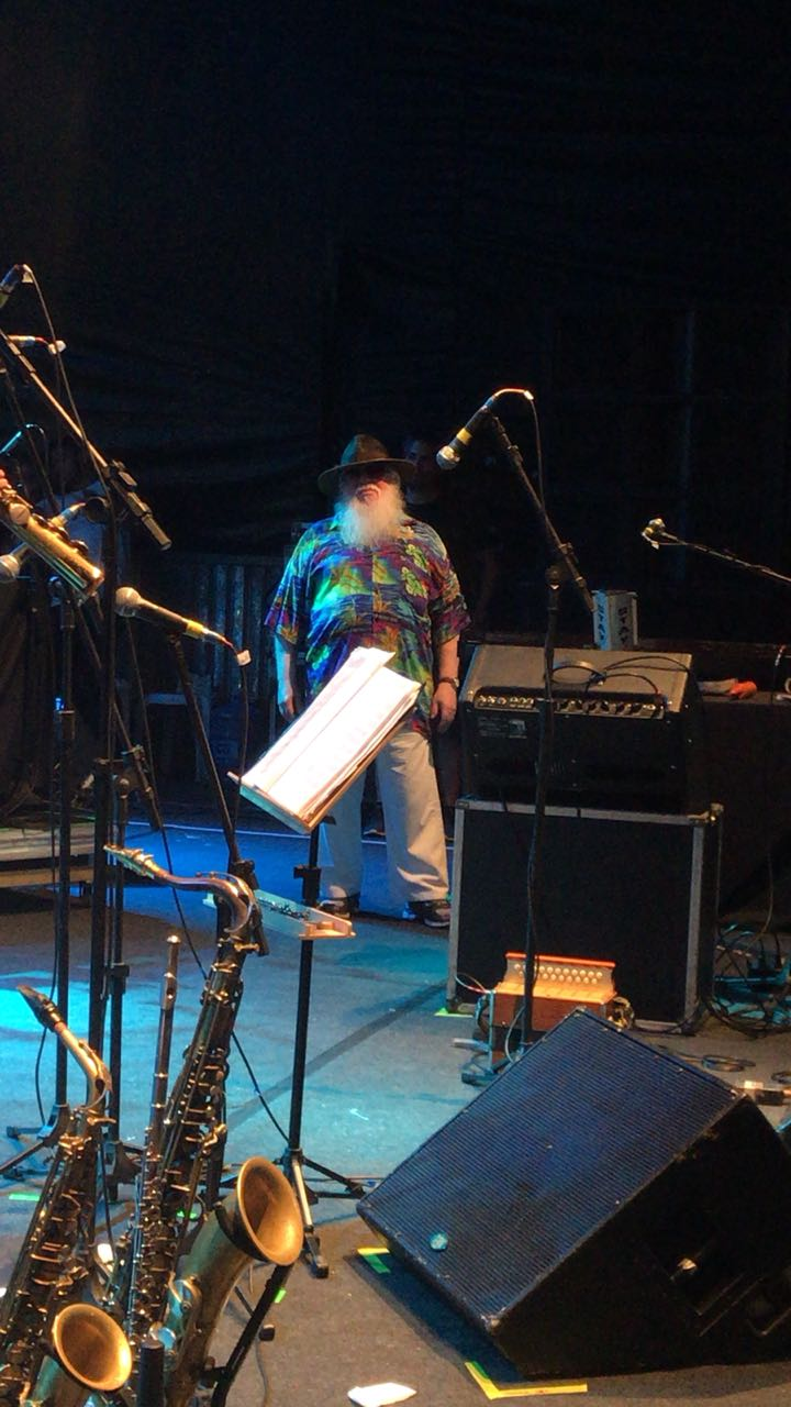 IMG 20180916 WA0022 - Primeira noite do Jacumã Jazz Festival tem Hermeto Pascoal homenageando a Rádio Tabajara