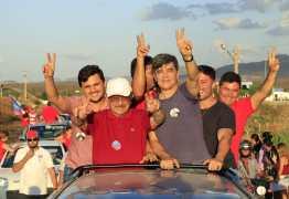 Zé Maranhão faz carreatas em Lagoa e Jericó e comícios em Pombal e Condado