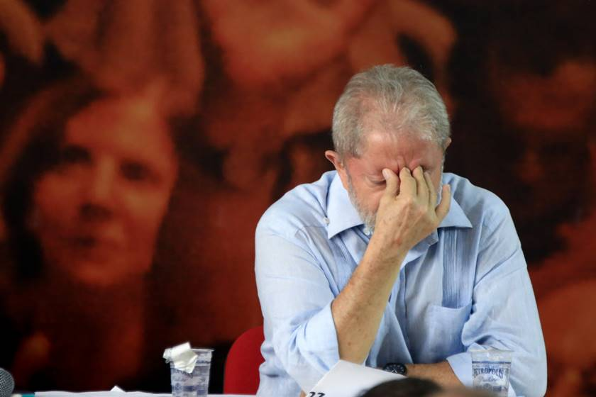 Lula2 - MPF pede condenação de Lula em ação que envolve instituto