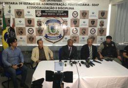 Polícia já recapturou 41 apenados que fugiram do PB 1 nesta segunda (10)