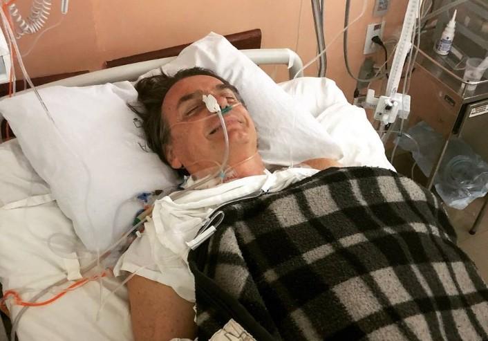 UntitledP - BOLETIM MÉDICO: Jair Bolsonaro tem alta da UTI e segue para a unidade semi-intensiva