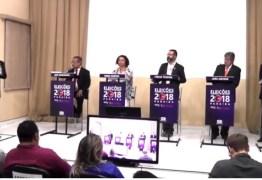 TV Diário do Sertão e OAB-CZ realizam debate com candidatos ao Governo da Paraíba – VEJA VÍDEO!