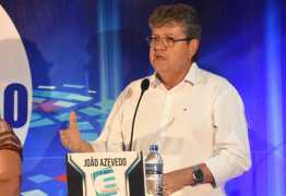 João Azevedo participa de reunião com diretoria do Treze Futebol Clube