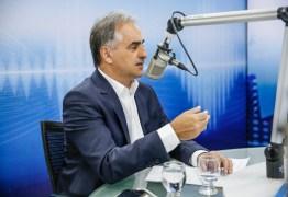 Lucélio concede entrevista a portal notícias