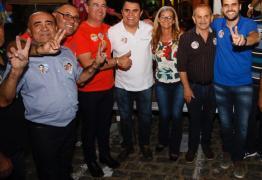 Mais quatro prefeitos reafirmam apoio a Wilson Filho