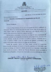 WhatsApp Image 2018 09 13 at 10.59.46 213x300 - Vereador apresenta recurso e suspende título de cidadão pessoense à Bolsonaro
