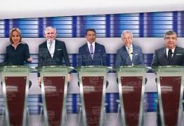 Minuto a Minuto – Saiba como foi o debate com os candidatos paraibanos ao Senado Federal