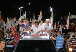 """""""O povo vai continuar no poder em 2019"""", diz João durante caravana em JP"""
