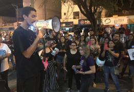 ELAS SIM! Estudantes saem às ruas contra demissão de professoras da FIP que aderiram ao movimento #ELENÃO – VEJA VÍDEOS